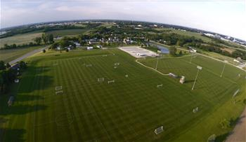 Soccer Complex Aerial