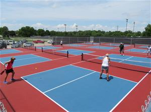 Caldwell Park Pickleball Courts